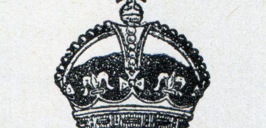 English crown