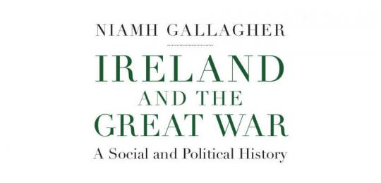 Gallagher: Ireland and the Great War