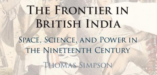 Simpson - The Frontier in British India