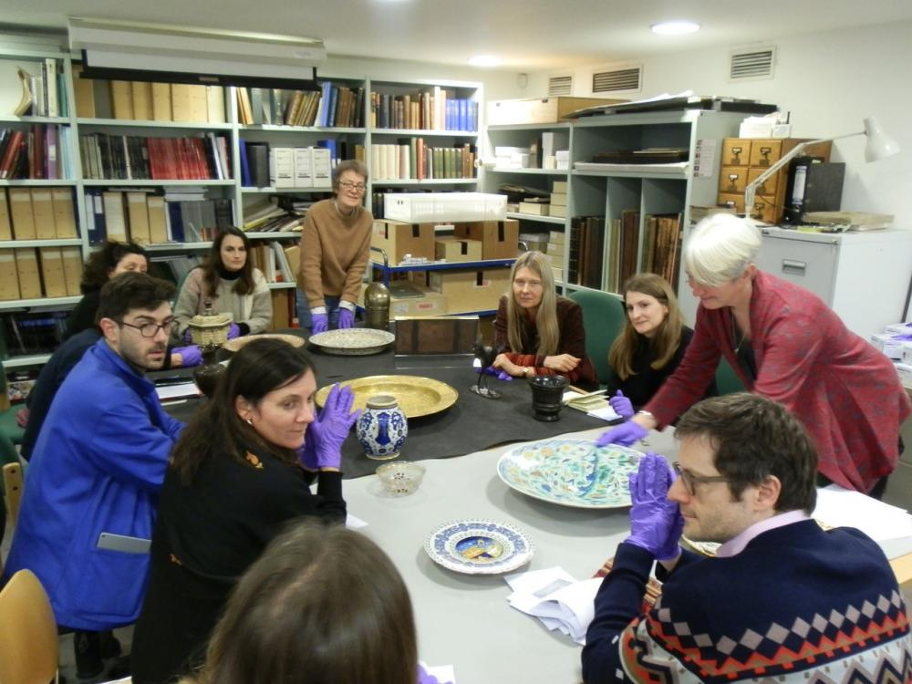 Material Culture cluster meeting