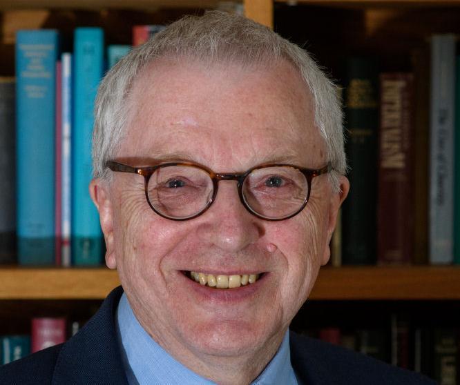 Martin Daunton Appointed Visiting Professor of Economic History at Gresham College